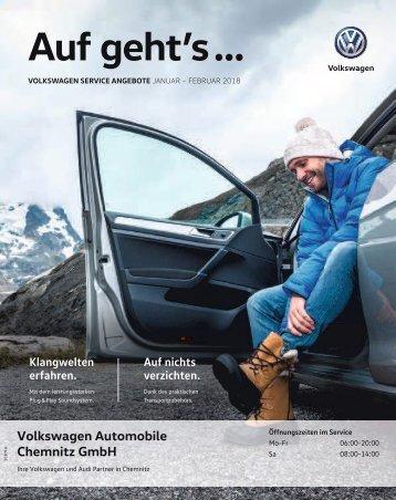 Volkswagen Automobile Chemnitz - Jan-Feb 2018