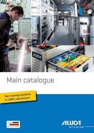 ALUCA Catalogue