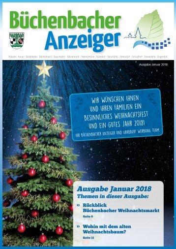 Januar 2018 - Büchenbacher Anzeiger