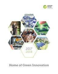 Green Tech Jahresbericht 2017/18