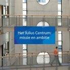UMC Utrecht, Julius Centrum Strategisch plan - Page 4