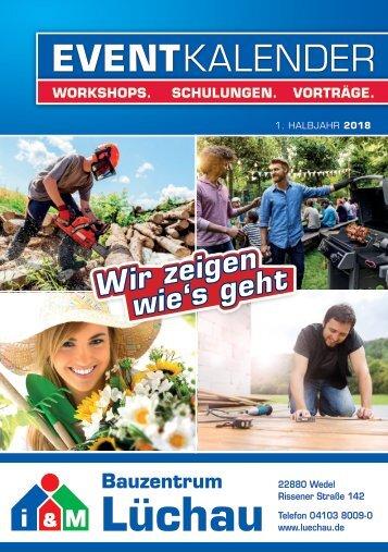 Lüchau Eventkalender