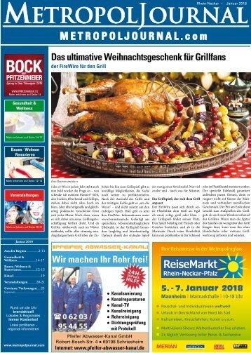 Januar 2018 - Metropoljournal