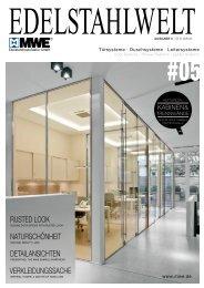 MWE Edelstahlwelt Ausgabe 5