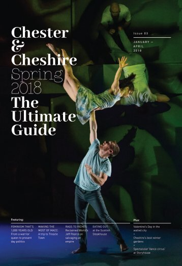 Ultimate Guide to Chester and Cheshire