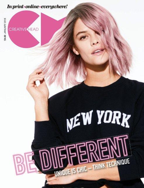 Creative HEAD UK January 2018