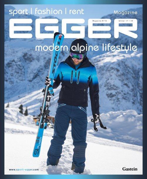 Sport Egger in Dorfgastein und in  Hofgastein - Wintersport & Mode