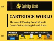 Buy Inks and Toners Online