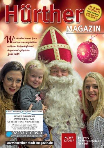 Hürther Stadt Magazin Dezember 2017