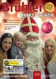 Brühler Markt Magazin Dezember 2017