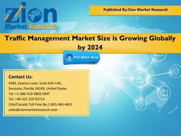 Traffic Management Market