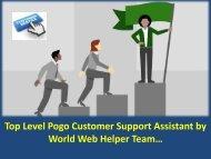 Pogo Hotline Service Phone Number 1-888-322-4058