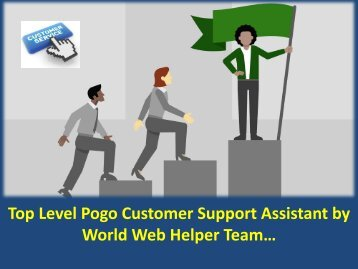 Pogo Hotline Service Phone Number 1-888-322-4058