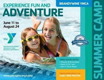 Brandywine YMCA - Summer Camp Guide