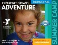 Jennersville YMCA - Summer Camp Guide