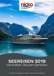 KW51_2017_nicko cruises Seereisen 2019 Onlinekatalog