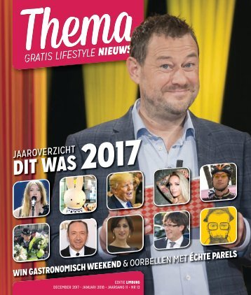 171208 Thema december - januari 2018 - editie Limburg