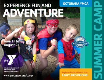 Octorara YMCA - Summer Camp Guide