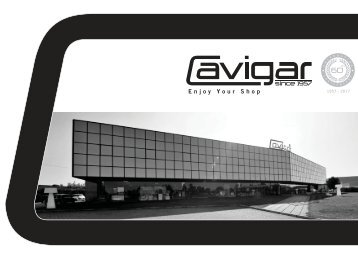 Cavigar - Catalogo Arredamenti BAR 2018 - ITALIANO
