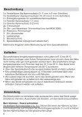 Braun MGK 3040, 3045, 3060 - MGK 3060,  MGK 3045,  MGK 3040 Manual (DE, UK, FR, ES, PT, IT, NL, DK, NO, SE, FI, GR) - Page 6