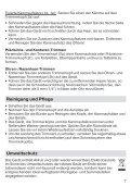Braun MGK 3040, 3045, 3060 - MGK 3060,  MGK 3045,  MGK 3040 Manual (DE, UK, FR, ES, PT, IT, NL, DK, NO, SE, FI, GR) - Page 7