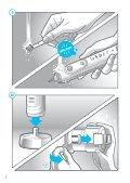 Braun D701.5xx.5, D701.5xx.6, D700.xxx.5 - Genius 9000 Quick Start Guide Manual (UK, PL, CZ, SK, HU, HR, SL, LT, LV, EE) - Page 7