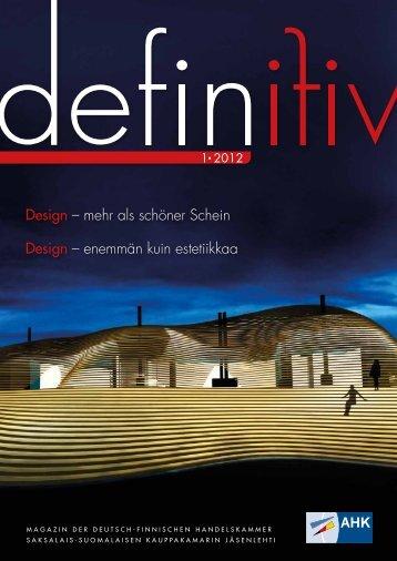 Wilfried Prewo - Deutsch-Finnische Handelskammer