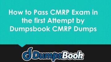 CMRP Exam Dumps