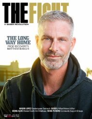 THE FIGHT SOCAL'S LGBTQ MONTHLY MAGAZINE JANUARY 2018