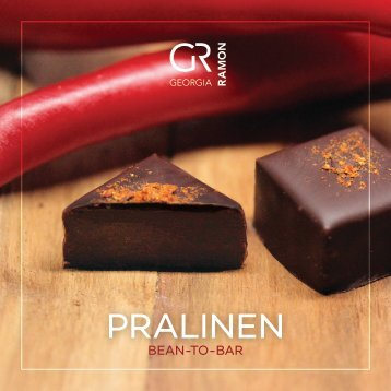 Georgia Ramon – Pralinen   BEAN-TO-Bar