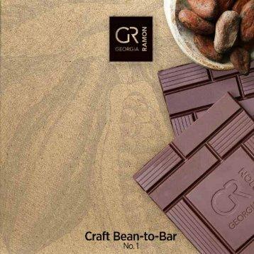 Georgia Ramon - Katalog: Craft Bean-to-bar deutsch
