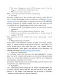 The Best Ideas of An Eye-Catching Creative Project Manager Resume Writing - Page 4