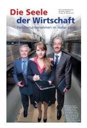 Rund ums Auto - Haller Tagblatt