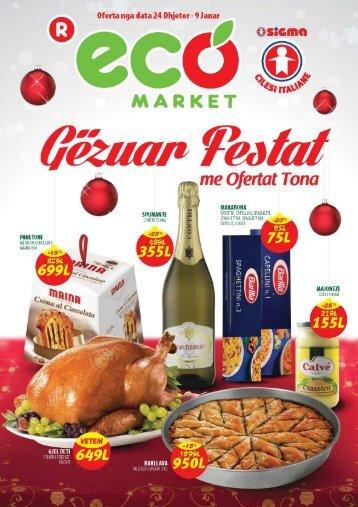 Eco Market 24 Dhjetor