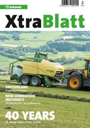 XtraBlatt Issue 02-2017