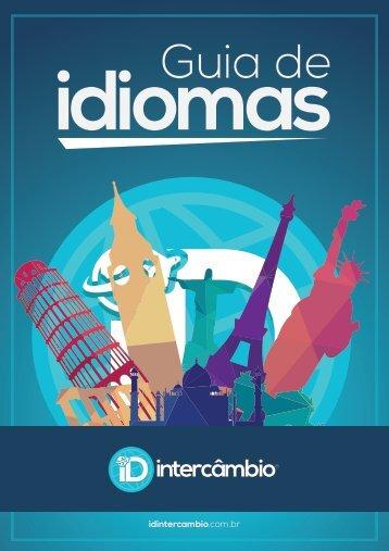 iD Intercâmbio - Guia de Idiomas
