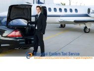 Airport Transfer Service in Pudong