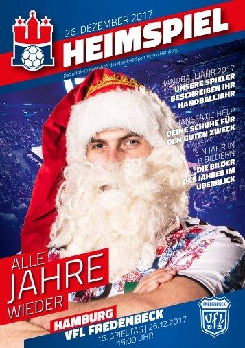 Handball Sport Verein Hamburg Hallenheft VfL Fredenbeck
