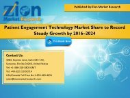 Patient Engagement Technology Market
