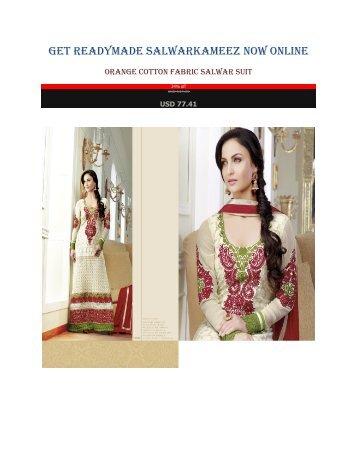 Get_Readymade_Salwar_Kameez_Now_Online