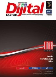 Dijital Teknik Dergisi –Aralık'17 Sayısı