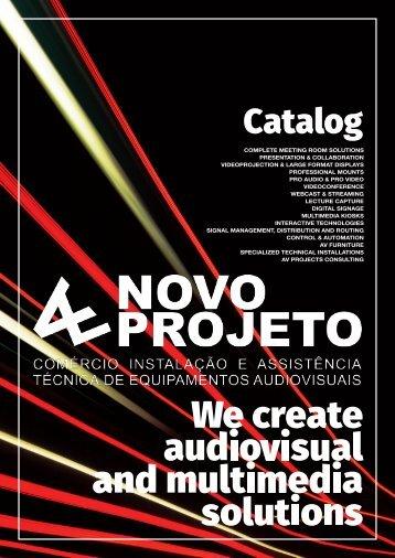 Catalogo Novo Projeto