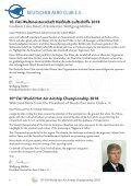 10. FAI-Weltmeisterschaft der Heißluft-Luftschiffe 2018, Tegernsee - 15.02-22.02.2018 - Page 4