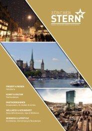 Zuercher Stern Ausgabe 1 online - Hochglanzmagazin