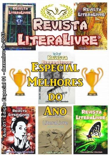 Revista LiteraLivre - Edição Especial 01