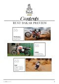 RUST magazine: RUST 2018 Dakar Preview - Page 5