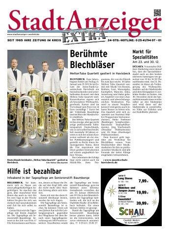 Stadtanzeiger Extra kw 51