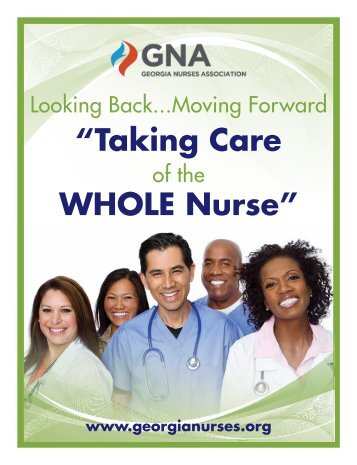 2017 Georgia Nurses Association Yearbook