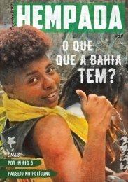 Hempada #08 - O que que a Bahia Tem?