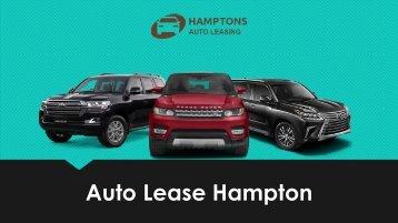 Auto Lease Hampton